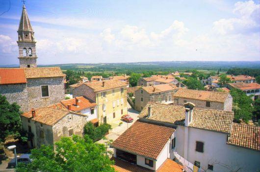 Tar Vabriga - Istrien, Kroatien