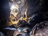 Ausflugsziel Paziner Grotte