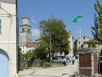 Pfarrkirche - Tinjan