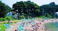 Umag - Strand Laguna Stella Maris