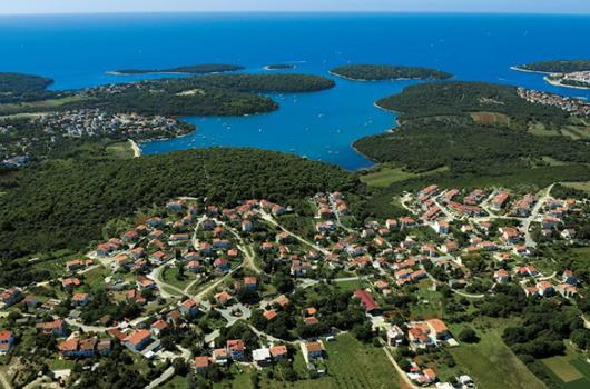 Vinkuran - Istrien, Kroatien