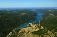 Vrsar - Wandern Limski Kanal