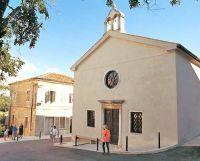Vrsar - Kirche Hl. Foska