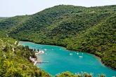 Limski Kanal, Istrien, Kroatien