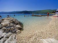 Rabac - Strand Girandella