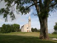 Zminj - Wandern zur Kirche Sv. Fusca