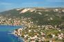 Barbat - Blick Küste