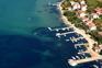 Barbat - Grci Bootsliegeplätze & Strand