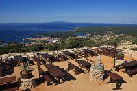Wandern Barbat - Aussichtspunkt Kamenjak
