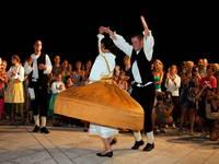 Fest der Volkskunst in Baska