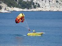 Wassersportmöglichkeiten Baska