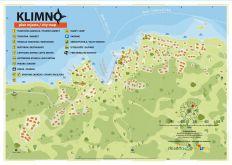 Karte Klimno
