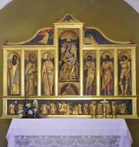 Klimno - Kirche St. Klemens