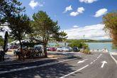 Soline -  Parkplatz - Bistro - Strand