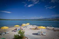 Bucht Soline - Strand Klimno