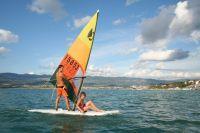 Surfen - Bucht Soline