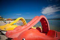 Bucht Soline - Tretbootverleih