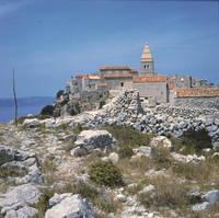 Cres - Ausflug Lubenice - Insel Cres, Kvarner Bucht, Kroatien