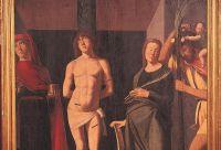 Gemälde Kirche Cres