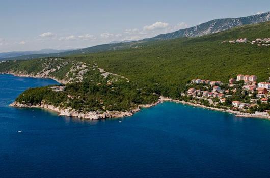 Dramalj - Crikvenica Riviera, Kvarner Bucht, Kroatien