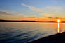 Sonnenuntergang, Dramalj