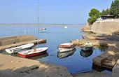 Kleiner Hafen, Strand Riviera