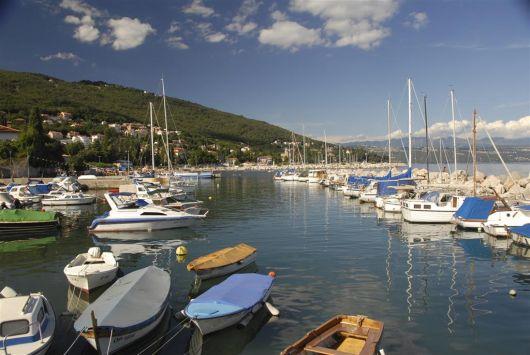Icici - Opatija Riviera, Kvarner Bucht, Kroatien