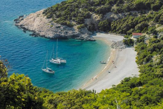 Insel Cres - Kvarner Bucht, Kroatien