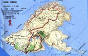 Landkarte - Goli Otok