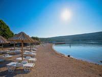 Strand Insel Krk