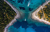 Meerenge, Insel Losinj