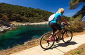 Radfahren, Insel Losinj