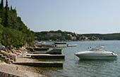 Jadranovo, Strand