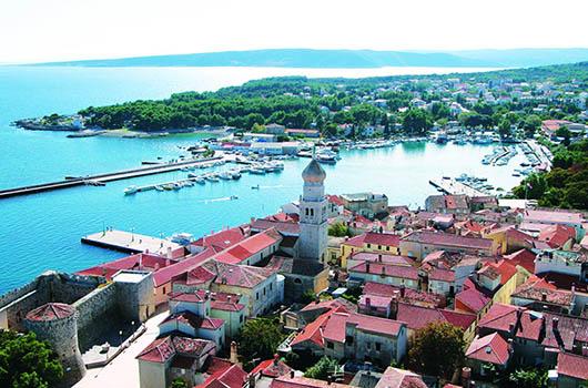 Krk - Kvarner Bucht - Kroatien