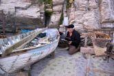 Lopar Fischerboot