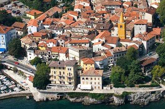 Lovran, Kroatien