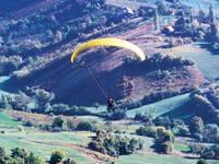 Paragliding in Lovran