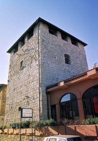 Der Stadtturm von Lovran