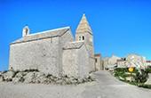 Kapelle & Glockenturm - Lubenice