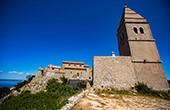 Kirchturm - Lubenice