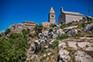 Lubenice - Kapelle & Glockenturm