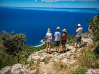 Lubenice - Wandern & Aussicht