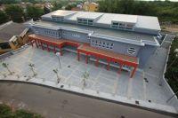 Malinska - Sporthalle