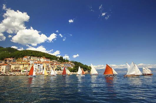 Moscenicka Draga - Kvarner Bucht - Kroatien
