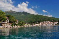 Moscenicka Draga - Strand Sv. Ivan