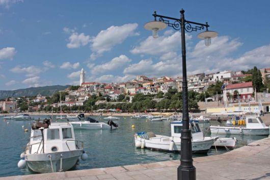 Novi Vinodolski - Kvarner Bucht - Kroatien