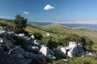 Novi Vinodolski - Radtour durch das Hinterland
