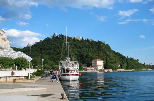 Omisalj - Insel Krk, Kvarner Bucht, Kroatien