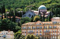 Die Kirche Maria Verkündung in Opatija