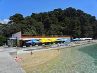 Palit - Strand - betonierte Liegeflächen